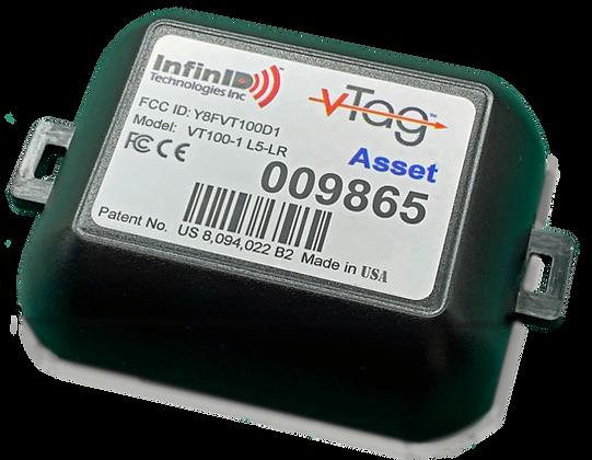 V-Tag Asset Tag, 6-Yr Battery (TAA)