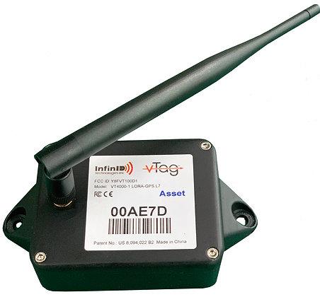 V-Tag Asset Tag GPS -Long Range LoRaWAN