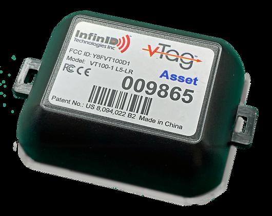 V-Tag Asset Tag, 6-Yr Battery
