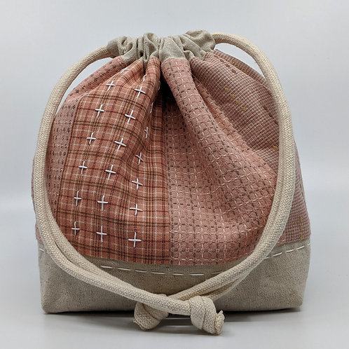 The Comfort Collection - Drawstring Project Bag - #6
