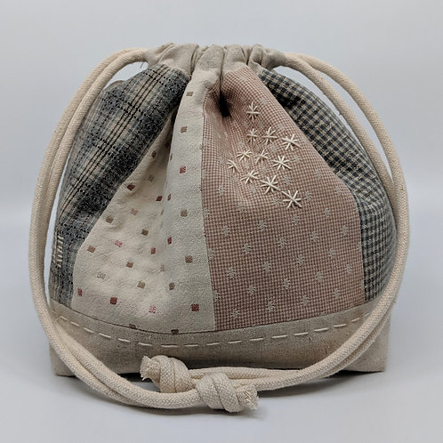 The Comfort Collection - Drawstring Project Bag - #1