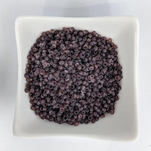 Seed Beads - #8 - Matte Purple - 50g