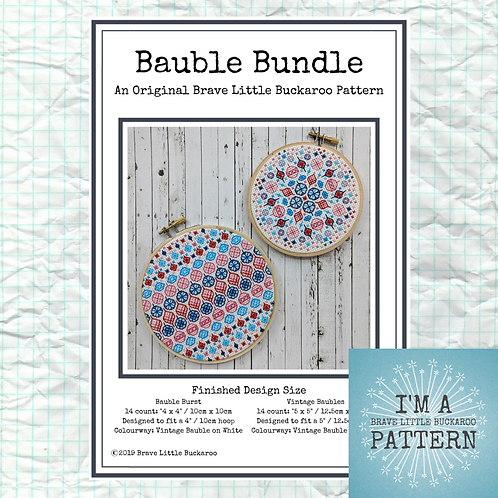 Bauble Bundle - DIY PDF Pattern