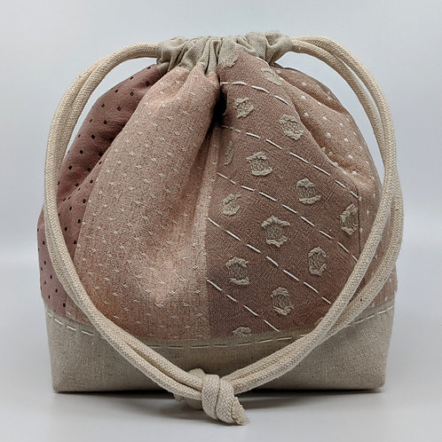 The Comfort Collection - Drawstring Project Bag - #12