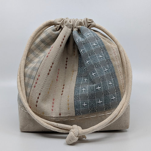 The Comfort Collection - Drawstring Project Bag - #16