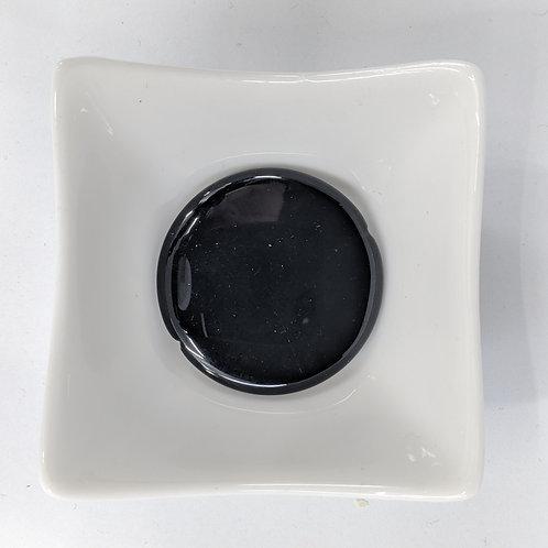 Black Agate - Coin - 45mm