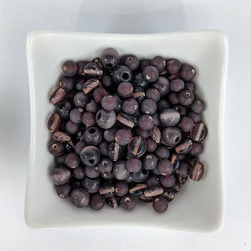 Bead Mix 09 - Purple - 50g