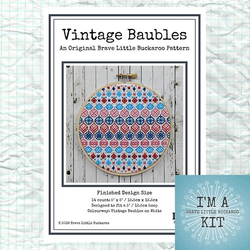 Vintage Baubles - DIY KIT