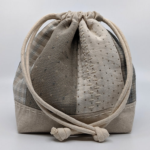 The Comfort Collection - Drawstring Project Bag - #5