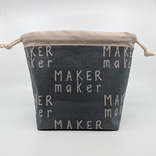 Classic Drawstring Pouch - Maker
