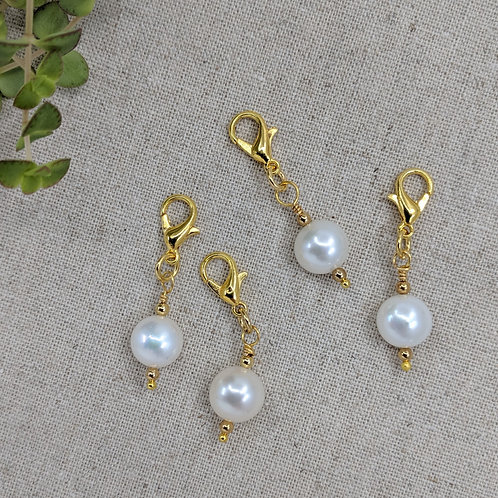 Charms/Progress Keepers - Freshwater Pearls