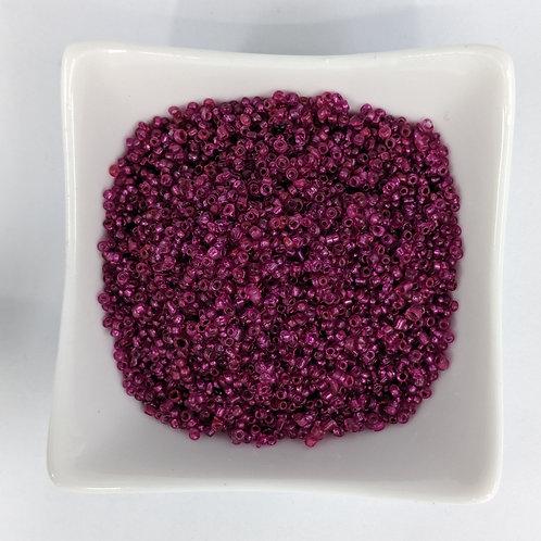 Seed Beads - #11 - Fuchsia - 50g