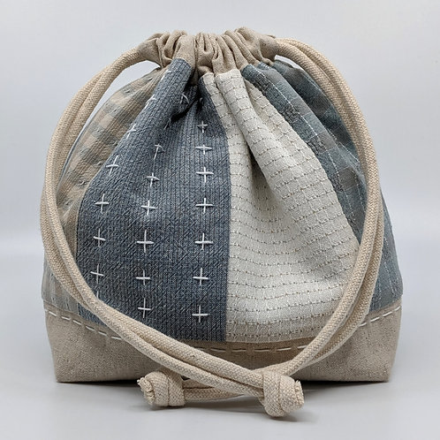 The Comfort Collection - Drawstring Project Bag - #13