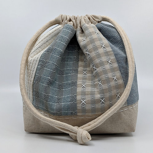 The Comfort Collection - Drawstring Project Bag - #11