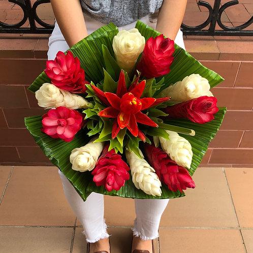 Bon Bon Red Bouquet - R47