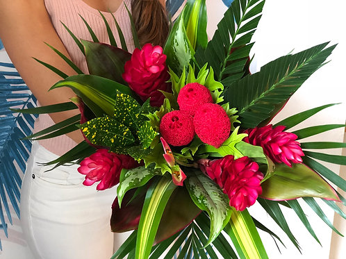 Round Lua Bouquet - US shipping included