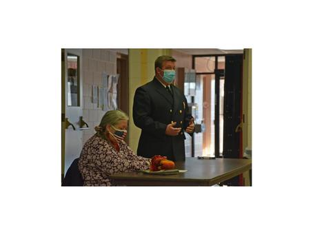 Camp Douglas EMS Director attends budget hearing