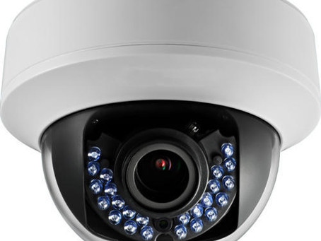 How Many Types of CCTV Cameras?