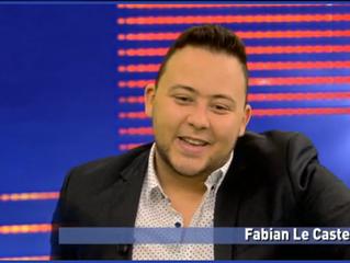 Fabian Le Castel dans le Face à Face de RTL-TVI!