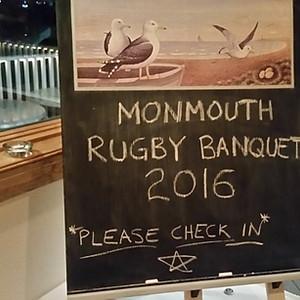 Rugby Banquet