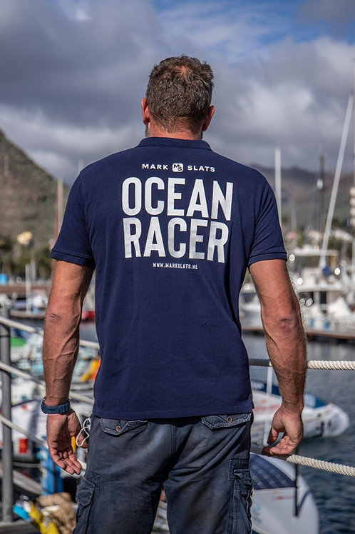Exclusive Mark Slats Ocean Racer shirt