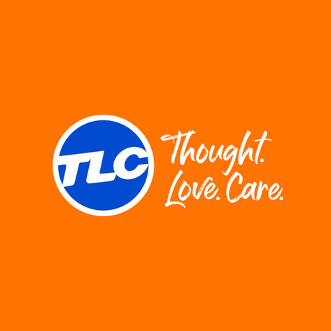 TLC Thought Love Care Logo