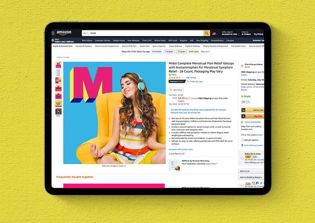 Midol Amazon