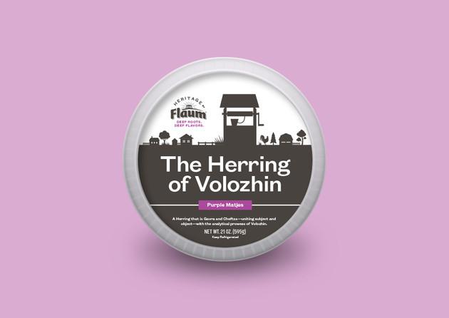 Flaum Herring Packaging