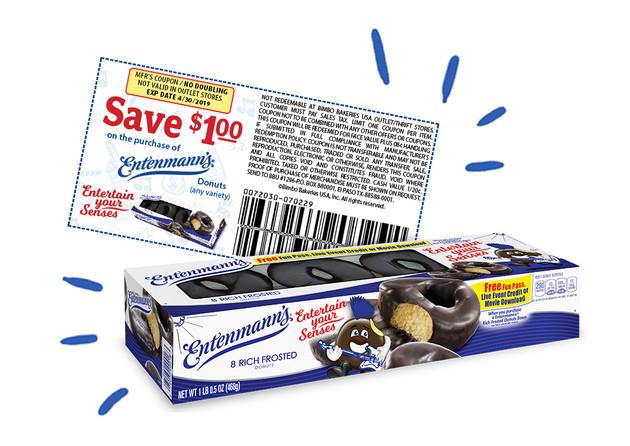 Entnemann's Campaign Packaging