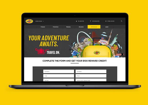 Shell Campaign Microsite
