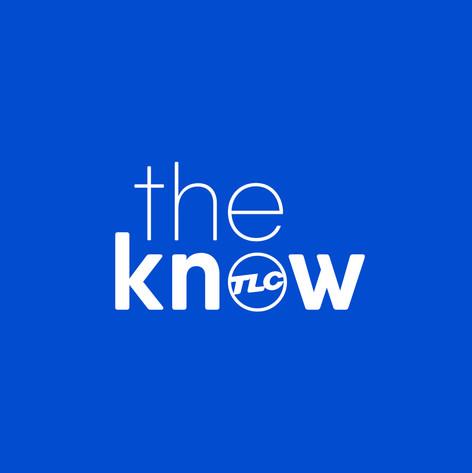 TLC the know Logo