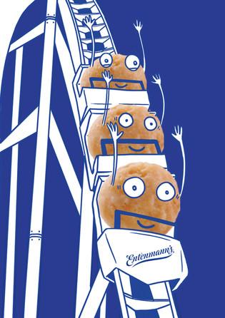 Entenmann's Campaign Artwork