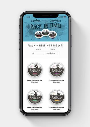 Flaum Website