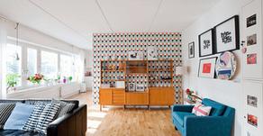 Decoração com papel de parede: transforme seu lar gastando pouco