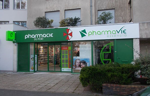 umbrelle pharmacie france site