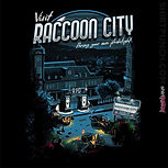 "Raccoon city ""bring your own flashlight"""