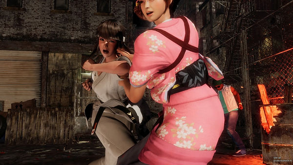 DEAD OR ALIVE 6 Core Fighters photo