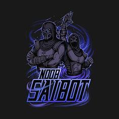 teepublic.com, t-shirt noob-saibot de Ottyag ,site | mk