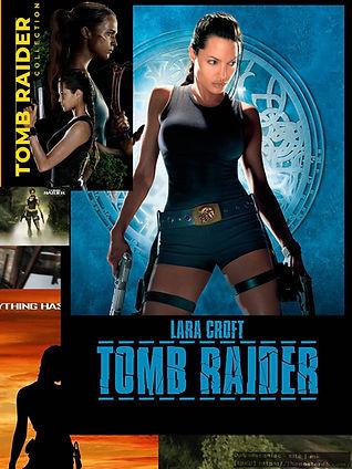 tomb raider affiche art