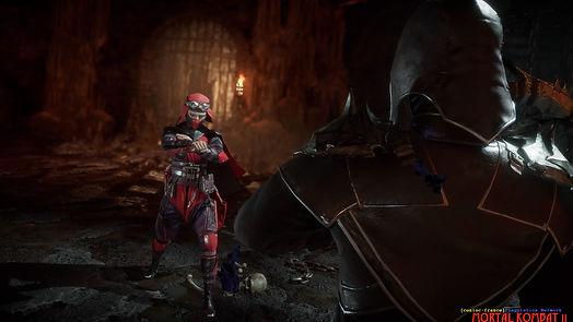 Mortal Kombat 11 capture psn skarlet coniac-france