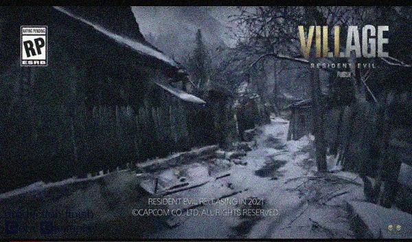 photo d'un fanart de resident evil village dabossconiac