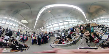 360° photo dans un magasin