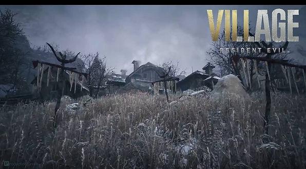 village resident evil photo