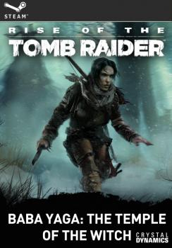 square enix games rise of the tomb raider dlc baba yaga