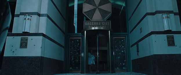 umbrella corporation hopital photo