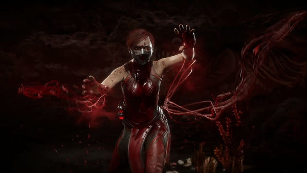 Mortal Kombat 11 coniac-france fatality skarlet
