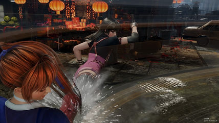 DEAD OR ALIVE 6 Core Fighters HITOMI COMBAT PHOTO