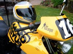 MOTO REVUE - CB 500 Cup