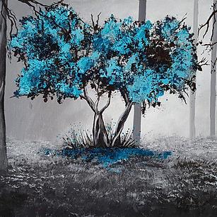 """Magic Tree - 12x16"""" SOLD"""