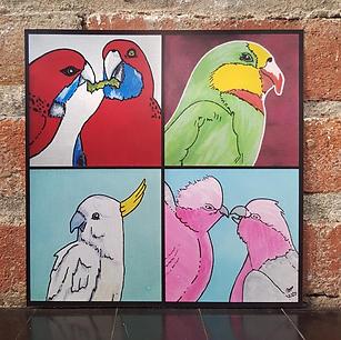 BirdLife Australia Fundraiser 2020 - Print